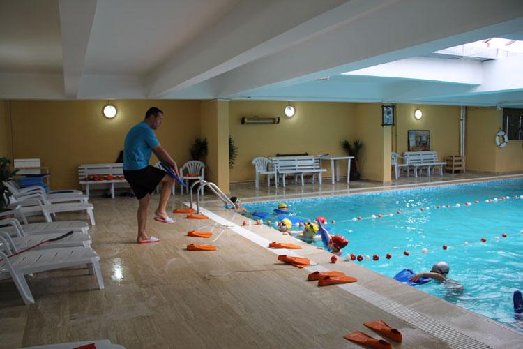 yüzme kursu havuzlu beylikdüzü